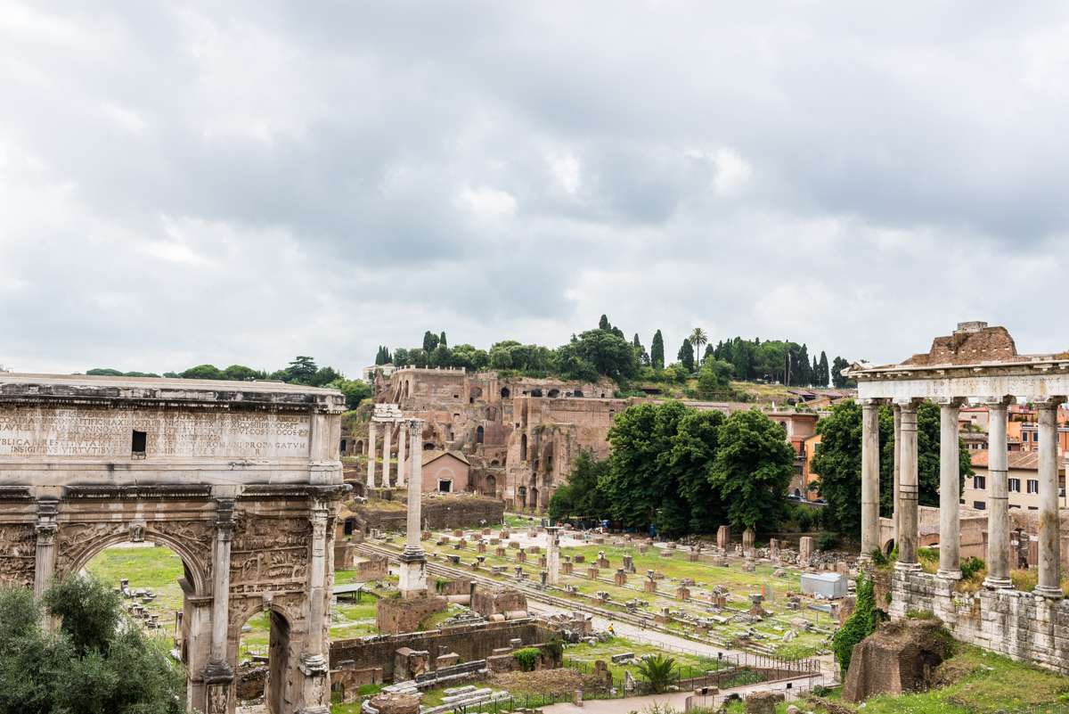 Other Temples in the Forum