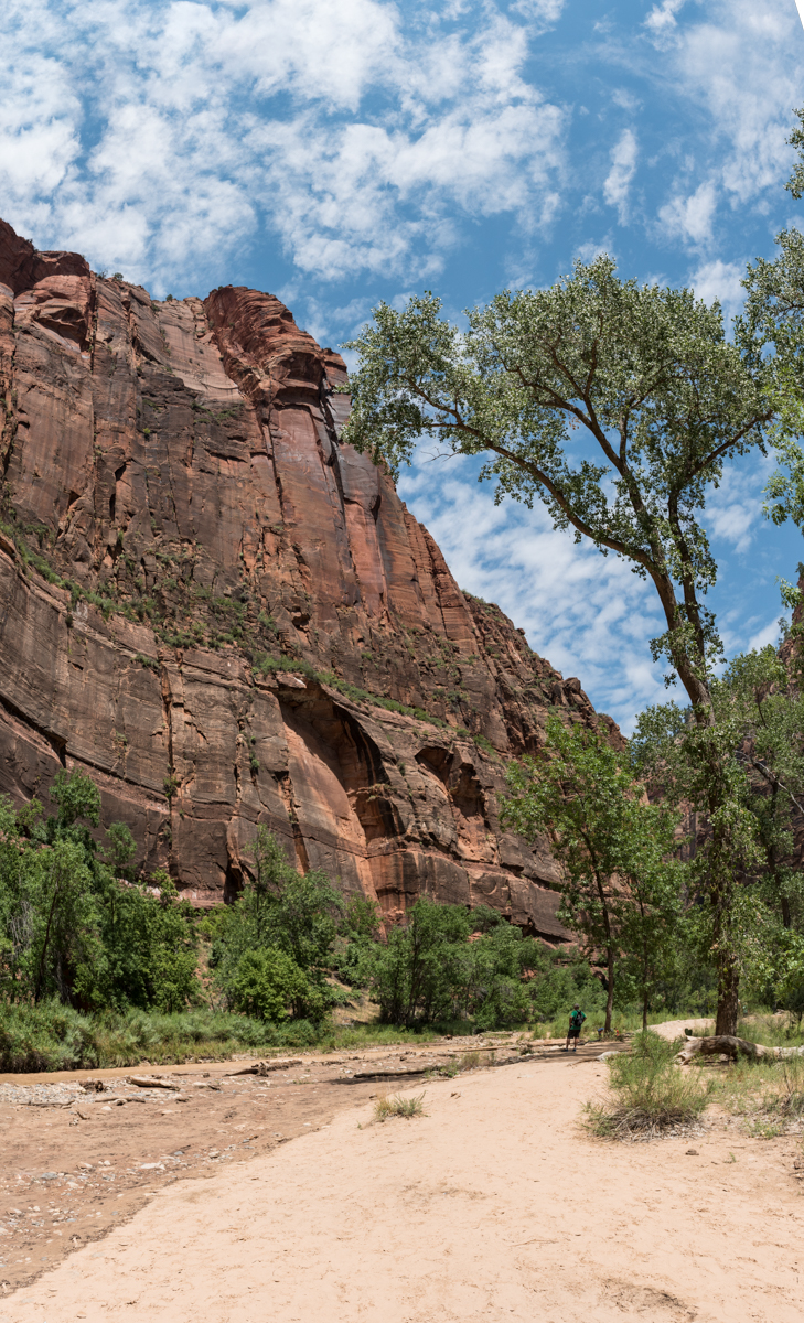 LR vPano Boundry Wrap PS Adaptive Wide Angle Filter Zion Nationa Zion National